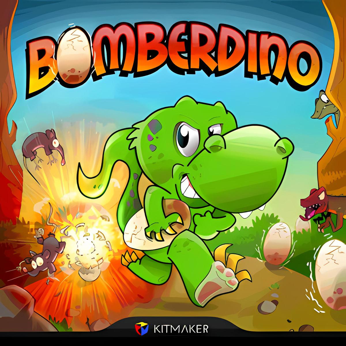 Bomber Dino