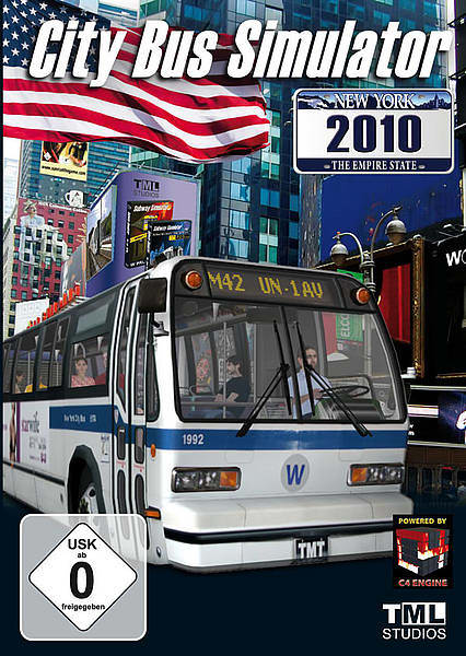 City Bus Simulator 2010 New York