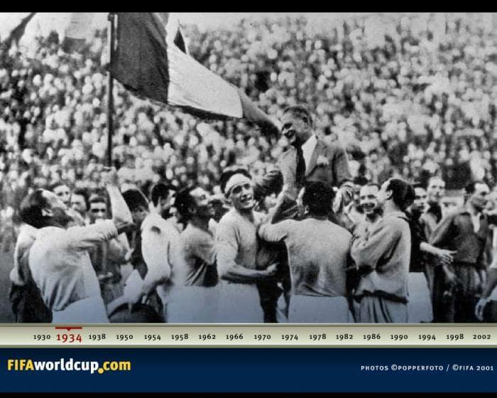 FIFA World Cup Screensaver