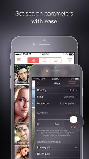 Программы для айфона знакомства