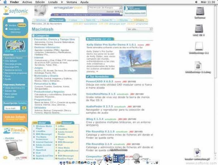 WebDesktop