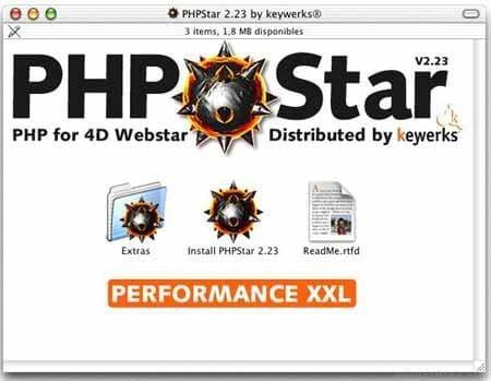 PHPStar