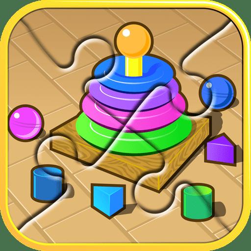 Preschool Puzzle – Free App