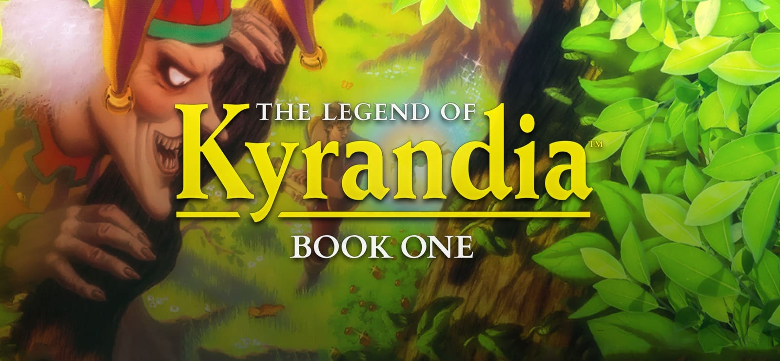The Legend Of Kyrandia (Book One) varies-with-device
