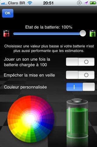Batterie HD Gratuite
