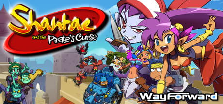 Shantae and the Pirate's Curse 2016