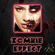 Zombie Face Effekte