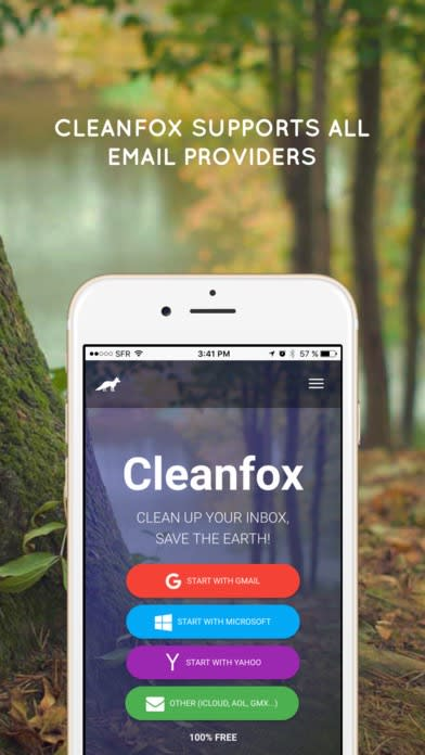 Cleanfox varies-with-device