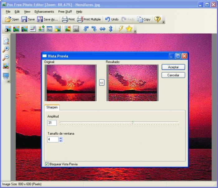 Pos Free Photo Editor