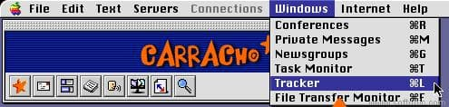 Carracho Server