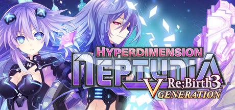 Hyperdimension Neptunia Re;Birth3 V Generation 2016