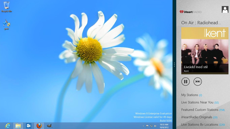 iHeartRADIO para Windows 10