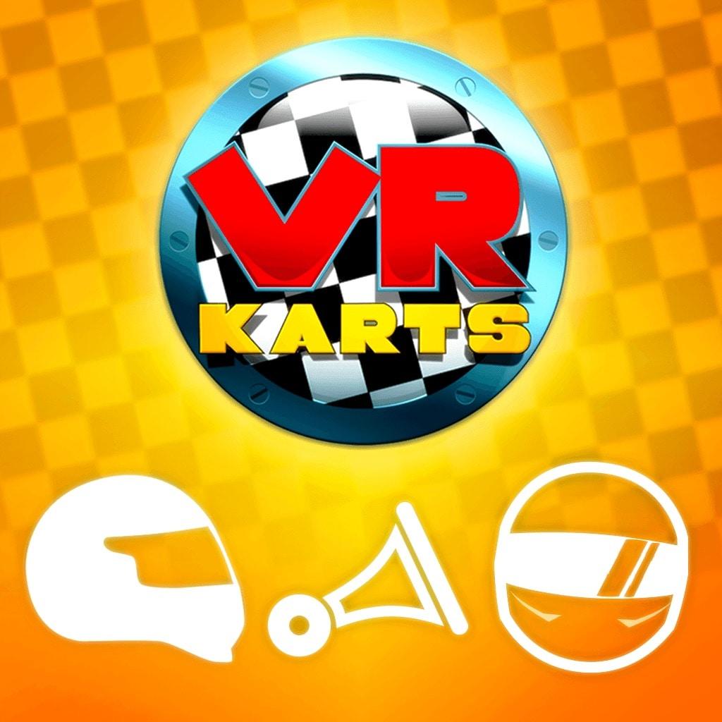VR Karts - Character Mod Starter Pack PS VR PS4
