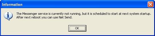 Net Send