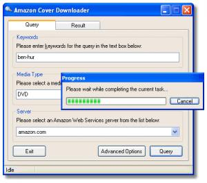 Amazon Cover Downloader