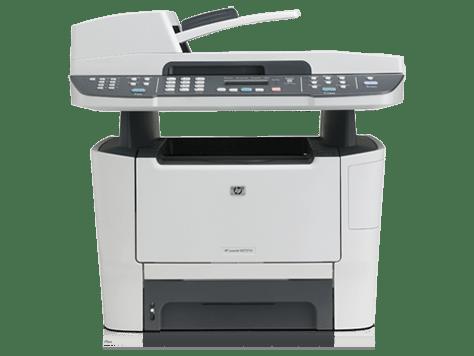 HP LaserJet M2727nf Multifunction drivers