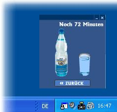 Trink-Erinnerer