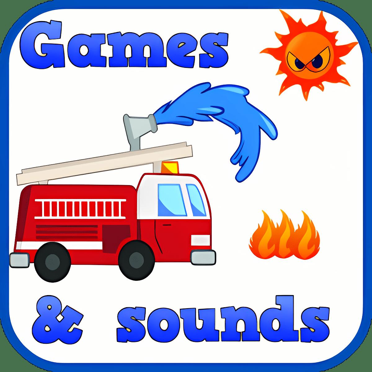 Fuego Juegos de Camiones