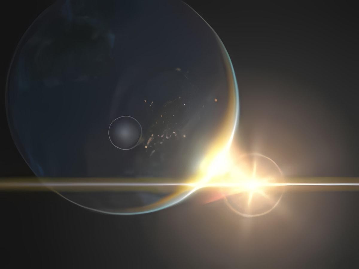 Earth 3D Space Tour screensaver