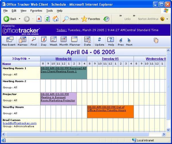 Office Tracker - Download