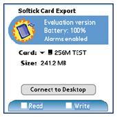Softick Card Export II