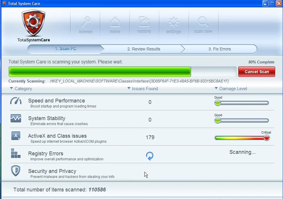 Download total system care license key - GetPCSoft