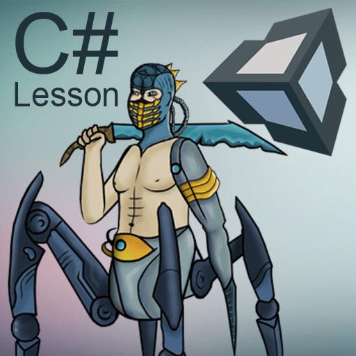 Unity3D lessons. Part 1