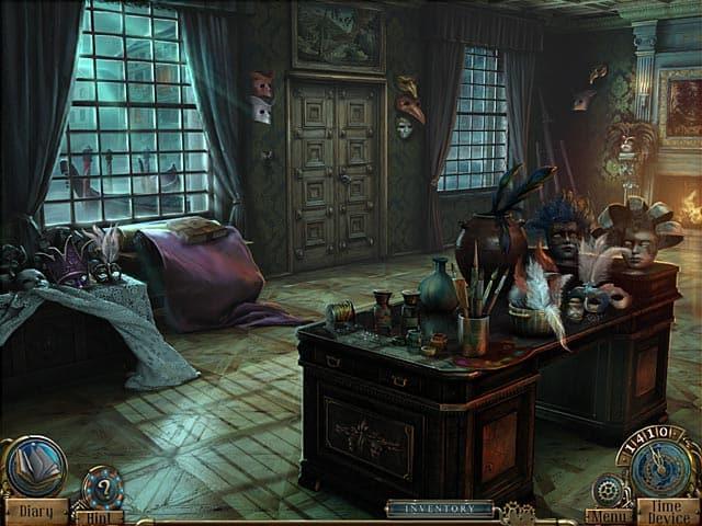 Les Mystères du temps 2: La Vengeance de Viviane