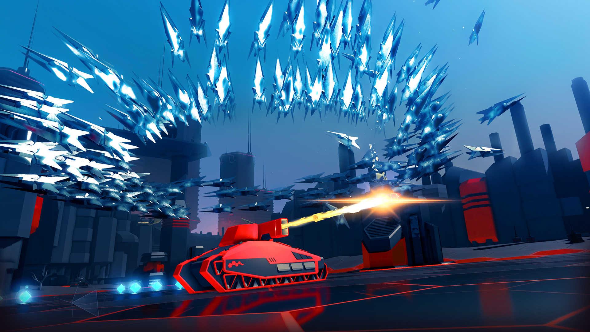 Battlezone PS VR PS4