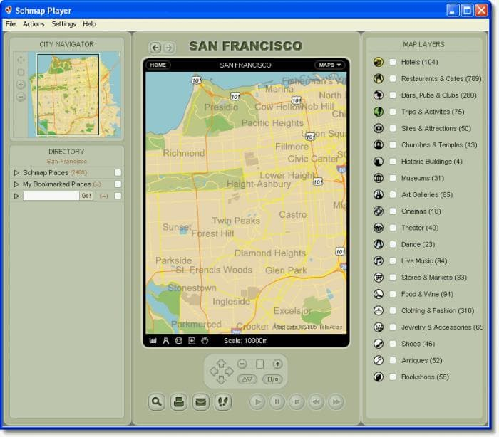 Schmap San Francisco Guide