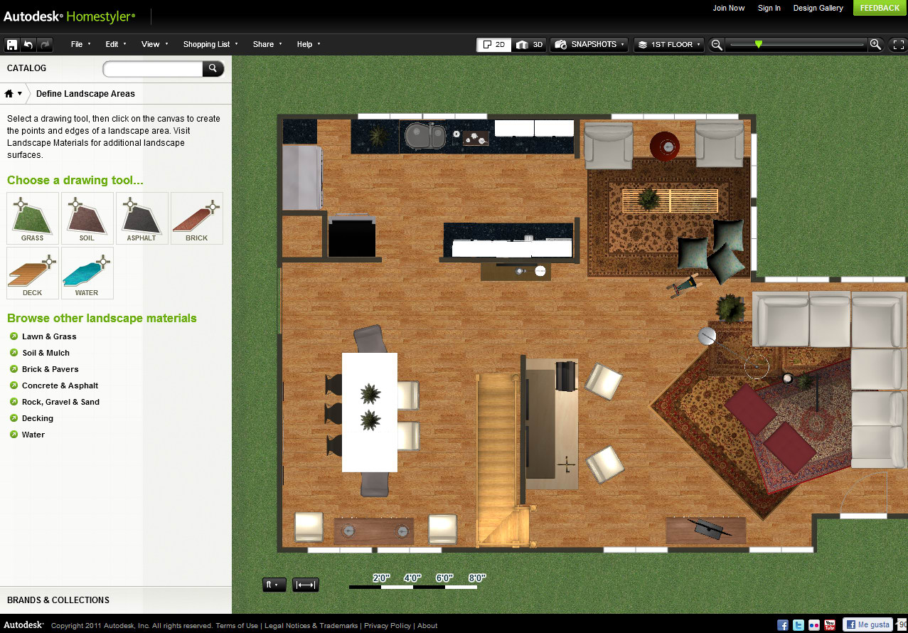 High Quality ... You Can Begin Your Exciting Journey Into The Realm Of Interior Design  In No Time At All. View Full Description. Autodesk Homestyler Part 15