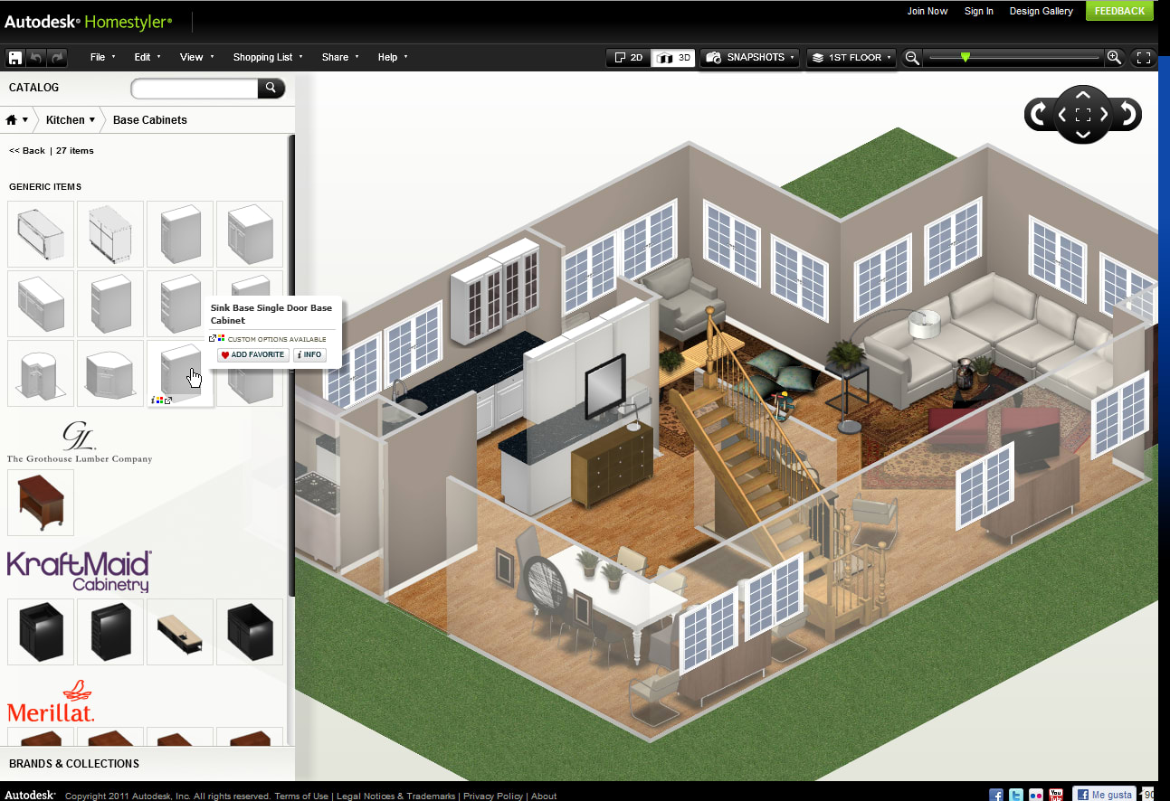 ... You Can Begin Your Exciting Journey Into The Realm Of Interior Design  In No Time At All. View Full Description. Autodesk Homestyler Part 10