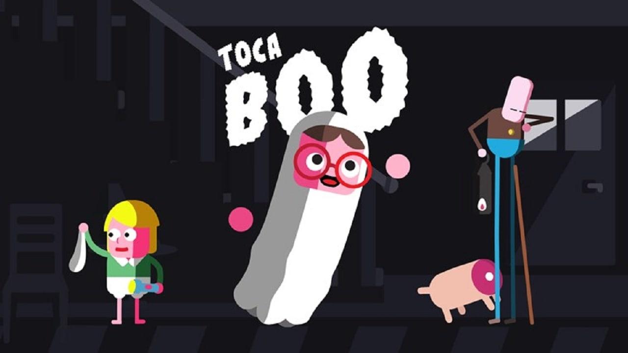 Toca Boo