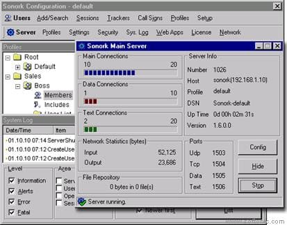 Sonork (Server)