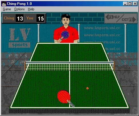 Ching - Pong