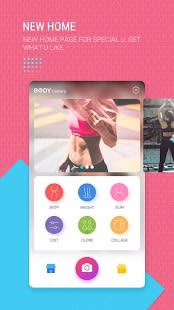 Body Camera - Fitness & Slim Photo Editor Pro