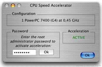 CPUSpeedAccelerator