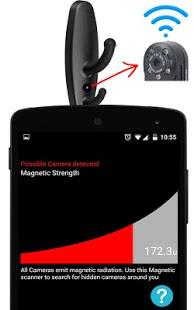 Detect+ Hidden Camera Detector