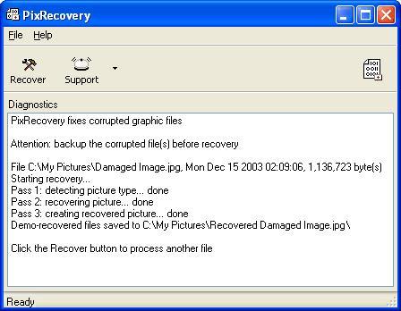 PixRecovery