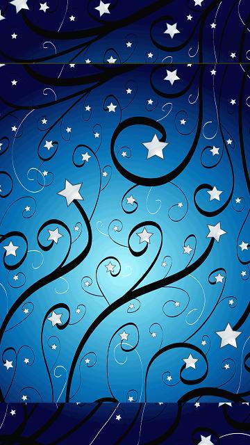 Tema Abstracto Stars
