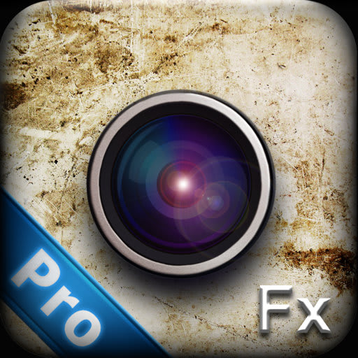 PhotoJus Grunge FX Pro - Pic Effect for Instagram