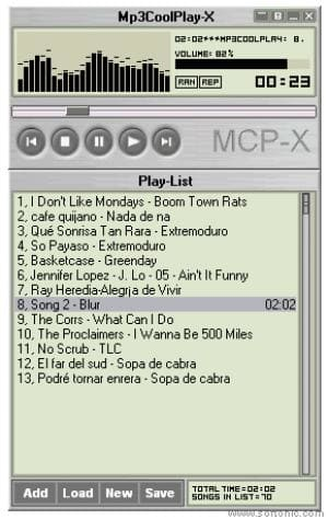 Mp3CoolPlay-X