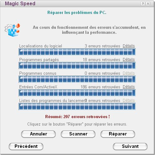 Magic Speed