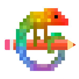 Pixel Art  Color by Number Book