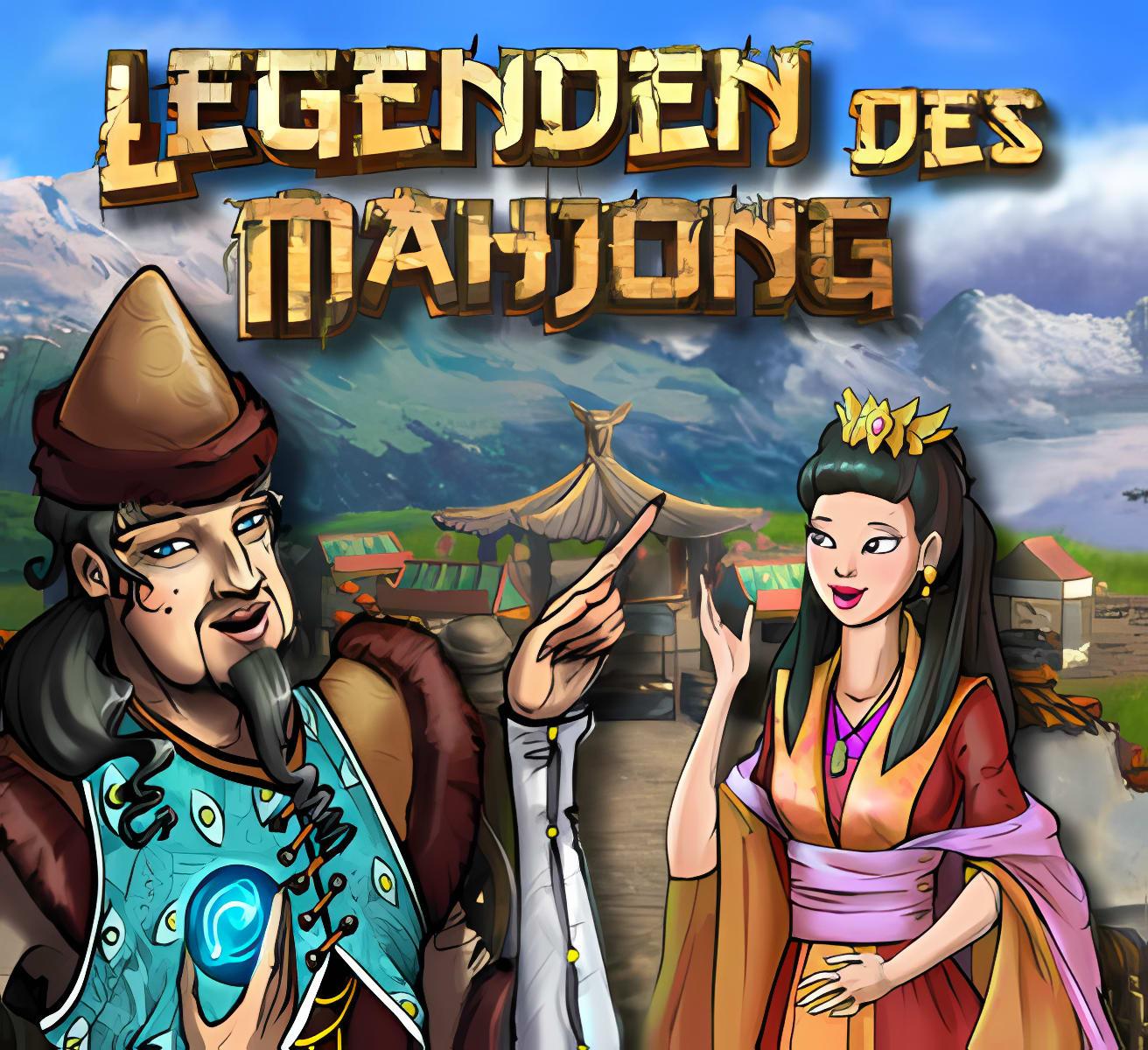 Legenden des Mahjong 1.0.0.46
