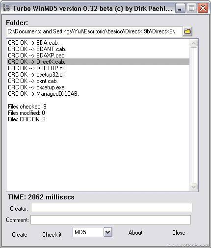 Turbo WinMD5