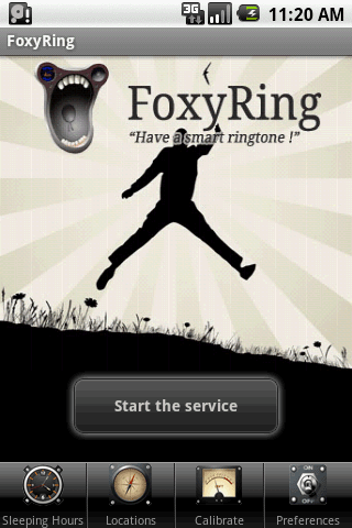 FoxyRing Smart Ringtone