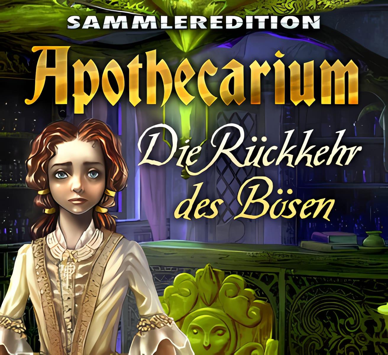 Apothecarium: Die Rückkehr des Bösen Sammlered.