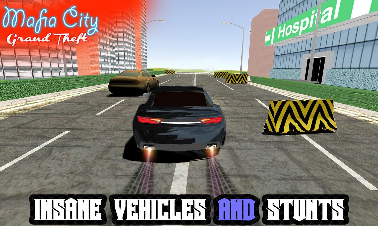 Mafia City Grand Theft Mission