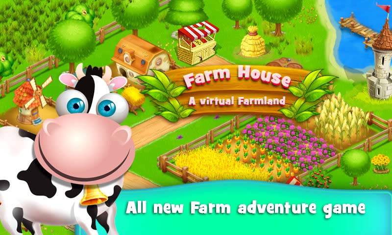 Farmhouse: A Virtual Farmland